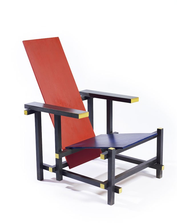 0810110 Rietveld stoel (Foto: Divulgação)