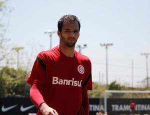 Muriel, goleiro do Inter (Foto: Diego Guichard/GLOBOESPORTE.COM)