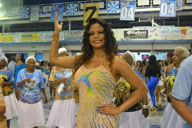 Selminha Sorriso  (Foto: Rodrigo Mesquita/Divulgação)