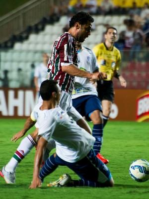 Emerson Avaí contra o Flu (Foto: Bruno Haddad/Fluminense F.C.)