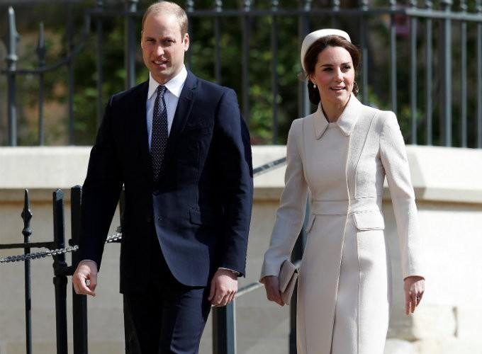 Príncipe William e Kate Middleton não vão contar mais com serviços de sua governanta (Foto: Getty Images)
