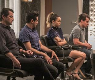 Cena do último capítulo de 'Pega pega' | Paulo Belote/TV Globo