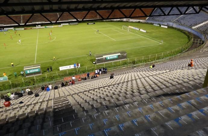 Mário Helênio, Tupynambás, Boa Esporte (Foto: Bruno Ribeiro)