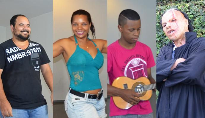Talentos da região do Oeste Paulista tiveram 30 segundos para convencer a produção do Domingão do Faustão (Foto: Rodrigo Abucarma, Marketing TV Fronteira)
