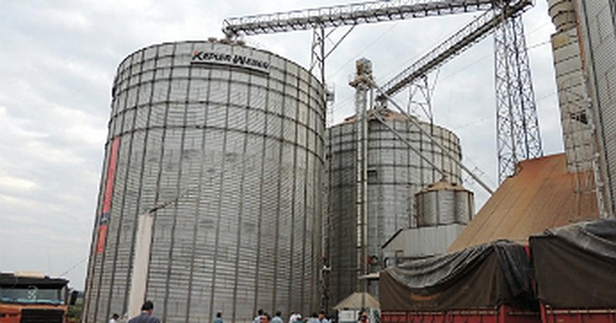 Trabalhadores morrem soterrados por 10 toneladas de soja no Paraná