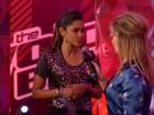 Lucy Alves diz que sente saudades do The Voice Brasil
