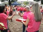 Governador Valadares e Ipatinga aderem à campanha Outubro Rosa