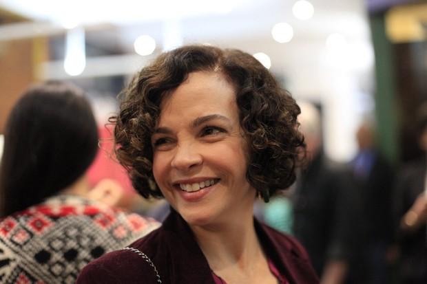 Luciana Braga (Foto: Isac Luz)