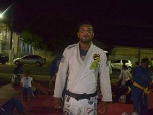 Mestre de luta, Junior Faial, projeto social, Tatame Cidadão (Foto: Rafael Moreira/GE-AP)