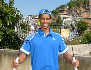 Ygor Coelho de Oliveira, Badminton