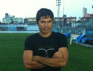 Sidrailson é o novo zagueiro do Paysandu (Foto: Divulgação/Ascom Paysandu)