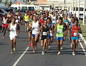 Corrida da Penha  (Foto: Reprodução/TV Gazeta)