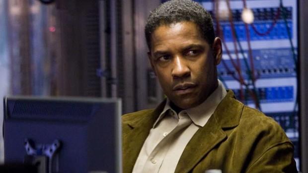Corujão: Denzel Washington tem um 'Deja Vu' (Divulgação)