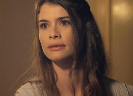 Lívia se declara para Felipe: 'Não existe nada mais verdadeiro'