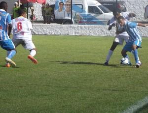 Sport Atalaia venceu o CSA por 2 a 0 (Foto: Caio Lorena / Globoesporte.com)