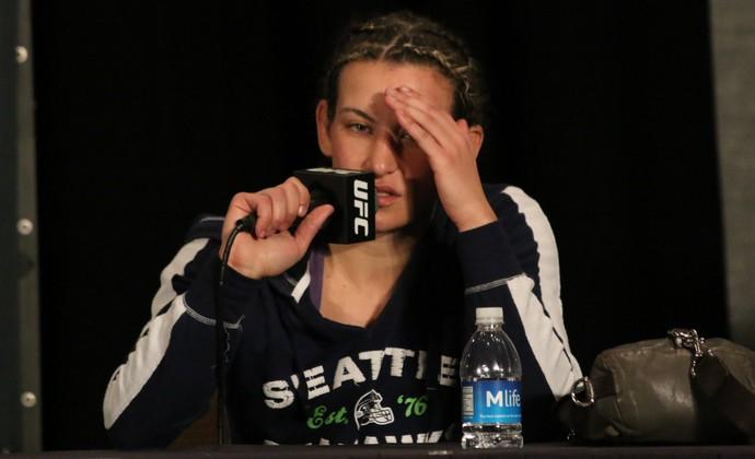 Miesha Tate UFC 183 MMA (Foto: Evelyn Rodrigues)