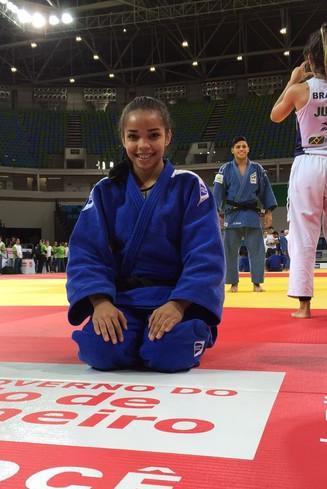 Joseanne Fernandes evento-teste (Foto: Divulgação)