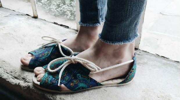 Insecta Shoes: vendas crescendo para o exterior (Foto: Divulgação)