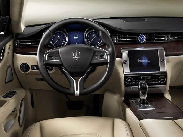 Maserati Quattroporte (Foto: Maserati)