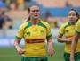 Concentrados para a Olimpíada, Lucas e Raquel ganham prêmios no rugby