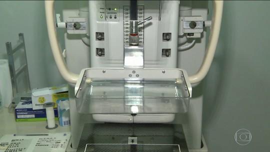 Brasileiras têm dificuldades para fazer mamografia na rede pública de saúde