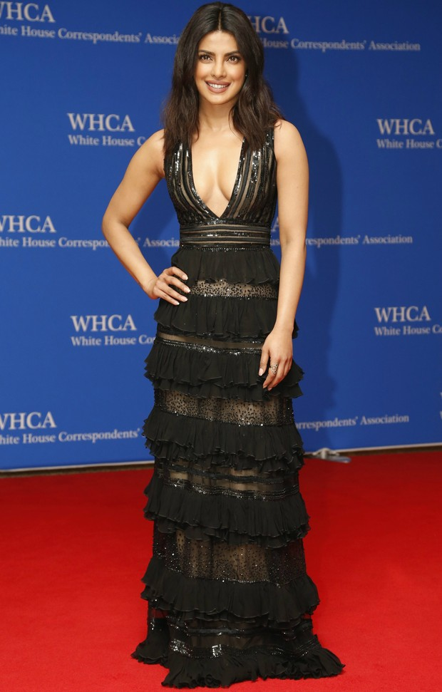 White House Correspondent's Dinner - Priyanka Chopra (Foto: Getty Images)