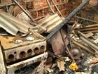 Casa pega fogo e homem morre em incêndio em Itabuna, na Bahia