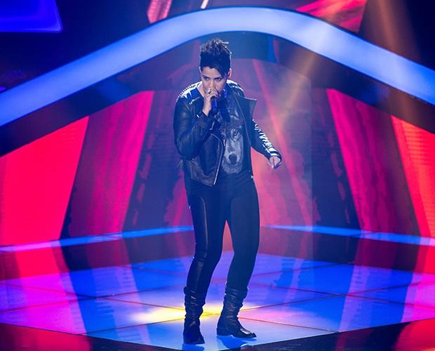 Nise Palhares - Audição 1 (Foto: Isabella Pinheiro/TV Globo)