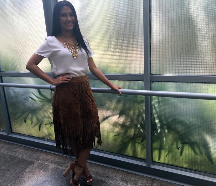 Thaynara OG comenta sucesso nas redes sociais (Foto: Gabriela Mouta/Gshow)