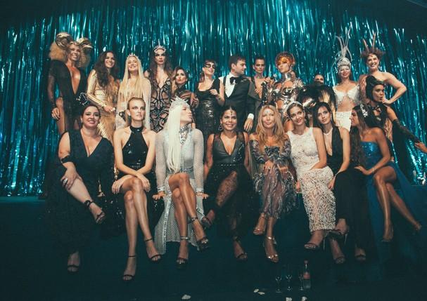 Musas do Baile da Vogue (Foto: Pedro Pradella)