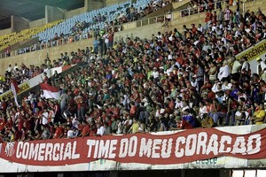 Comercial-MS torcida (Foto: Divulgação/EC Comercial)