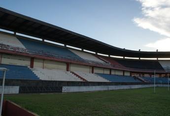 Estádio Colosso do Tapajós (Foto: Weldon Luciano  - GloboEsporte.com)