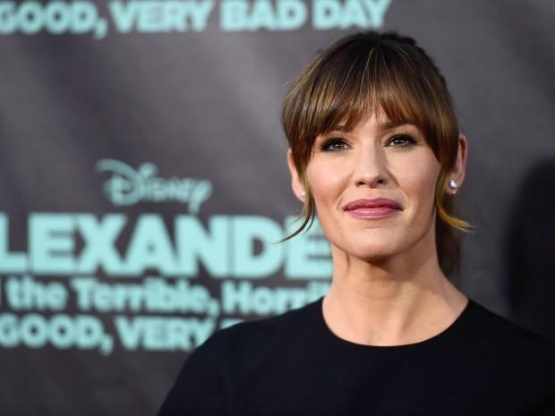 Jennifer Garner em première em Los Angeles, nos Estados Unidos (Foto: Frazer Harrison/ Getty Images/ AFP)