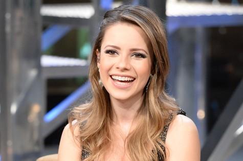 Sandy estará no musical 'O rouxinol e o imperador' (Foto: Zé Paulo Cardeal/ TV Globo)