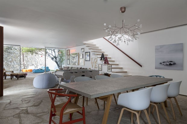 Um lar para a arte e o design em São Paulo (Foto: Julia Ribeiro)