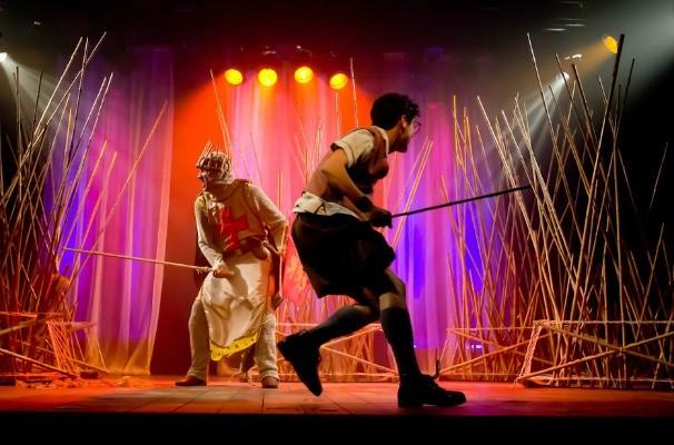 """""""Cabeça de Vento"""" é uma das peças apresentadas no FIT 2014 (Foto: Cabeça de Vento/Cristina Froment)"""