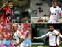 Futebol: Globo exibe Figueirense x São Paulo e Atlético-MG x Fluminense