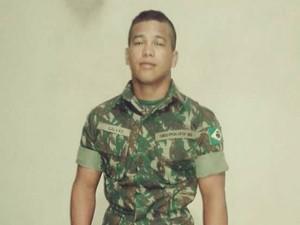 Joel Vales Galvão, exército, vítima, acidente de trânsito, Macapá, Amapá, (Foto: 34º BIS/Divulgação)