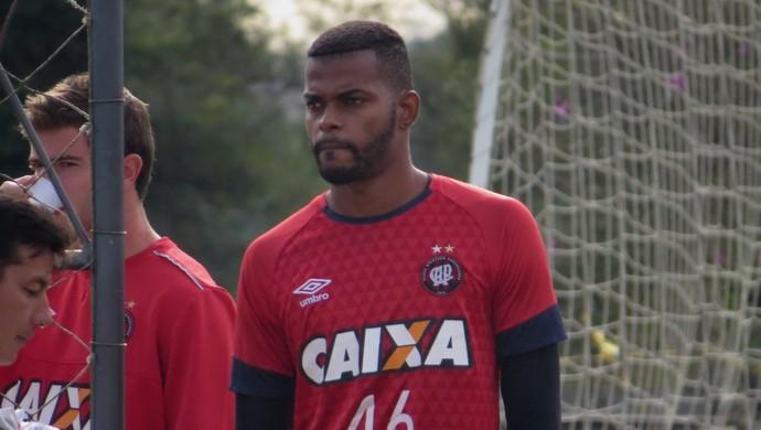 Jorge Fellipe Atlético-PR (Foto: Fernando Freire)