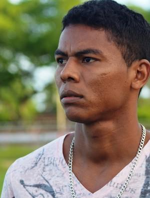 Carlinhos foi eleito craque do estadual (Foto: Felipe Martins/GLOBOESPORTE.COM)