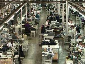 Sudoeste do Paraná congrega cerca de 400 indústrias do setor (Foto: Reprodução/RPC)