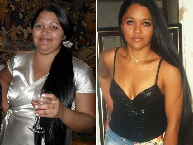 A escritora, mãe de dois filhos, hoje treina musculação pesado e quer aumentar massa magra (Foto: Arquivo pessoal/Érwelley Andrade)