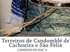 Livro sobre terreiros de Cachoeira e São Félix tem versão online lançada