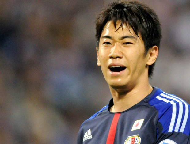 Shinji Kagawa Japão (Foto: Getty Images)