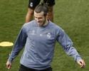 Com Bale e CR7, Real treina com todo elenco antes de duelo contra o Napoli