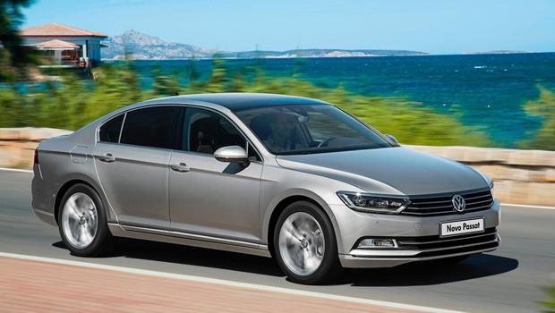 Novo-Volkswagen-Passat (Foto: Divulgação)