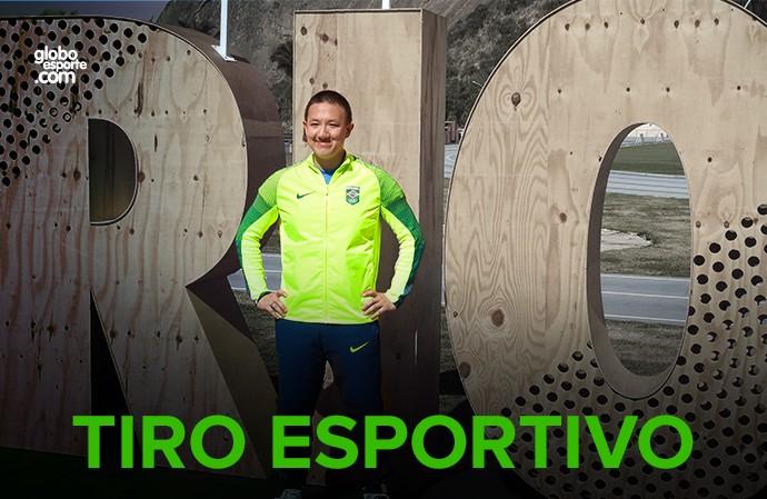 CARTELA - Felipe Wu - abre olimpíada (Foto: Editoria de Arte)