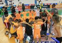 Veja imagens da final da Super Copa Rede Amazônica de Futsal  (Marcos Dantas)