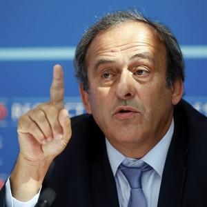 Michel Platini, Monaco (Foto: Agência Reuters)