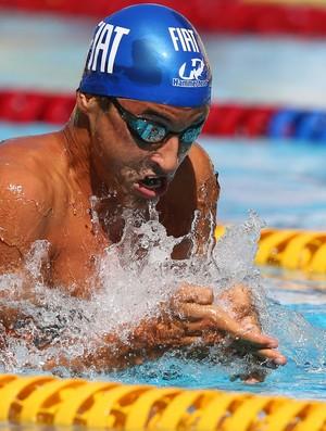 felipe lima natação trofeu maria lenk (Foto: Satiro Sodre/SSPress)